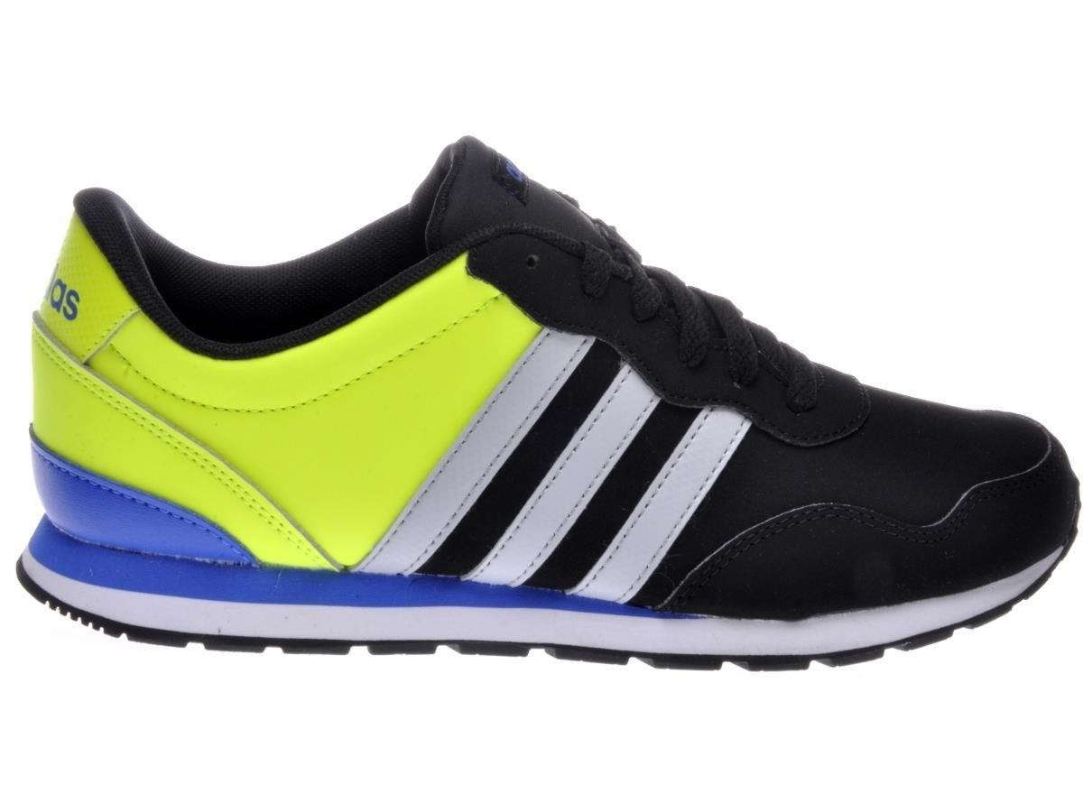 damen schuhe adidas v jog sneaker turnschuhe sportschuhe schwarz. Black Bedroom Furniture Sets. Home Design Ideas