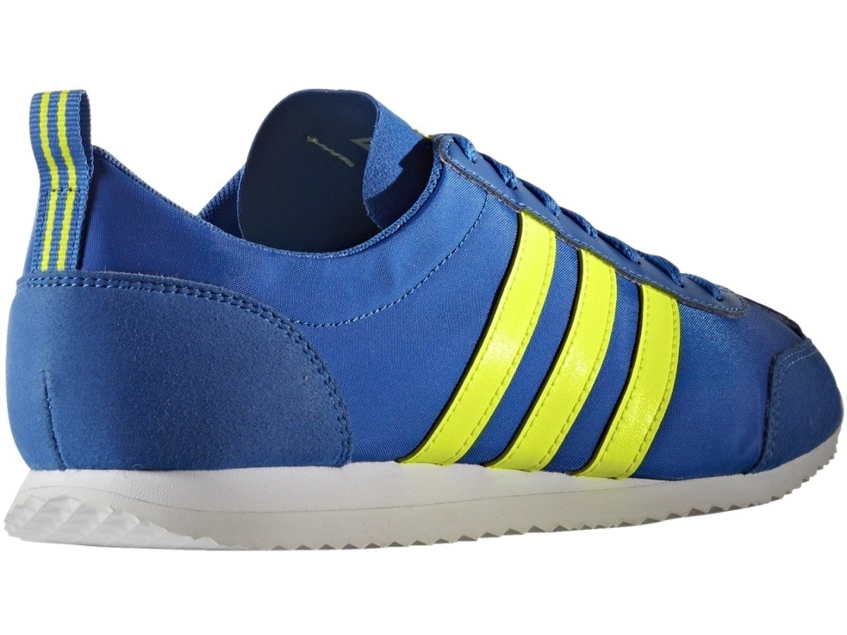 herren schuhe adidas jog sneaker turnschuhe sportschuhe blau volt herren buty sneakersy. Black Bedroom Furniture Sets. Home Design Ideas