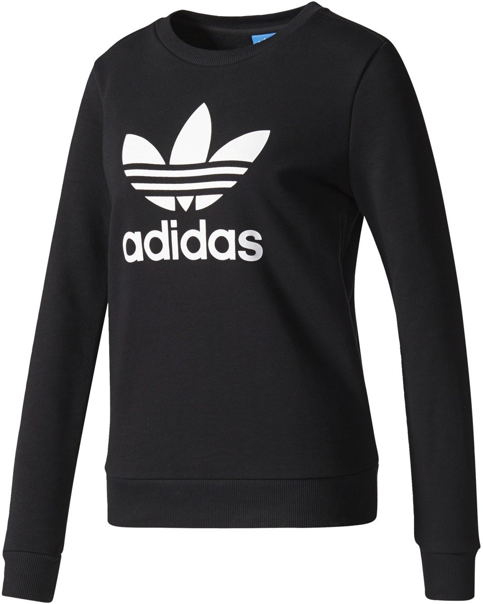 adidas damen sweatshirt klassik crew. Black Bedroom Furniture Sets. Home Design Ideas