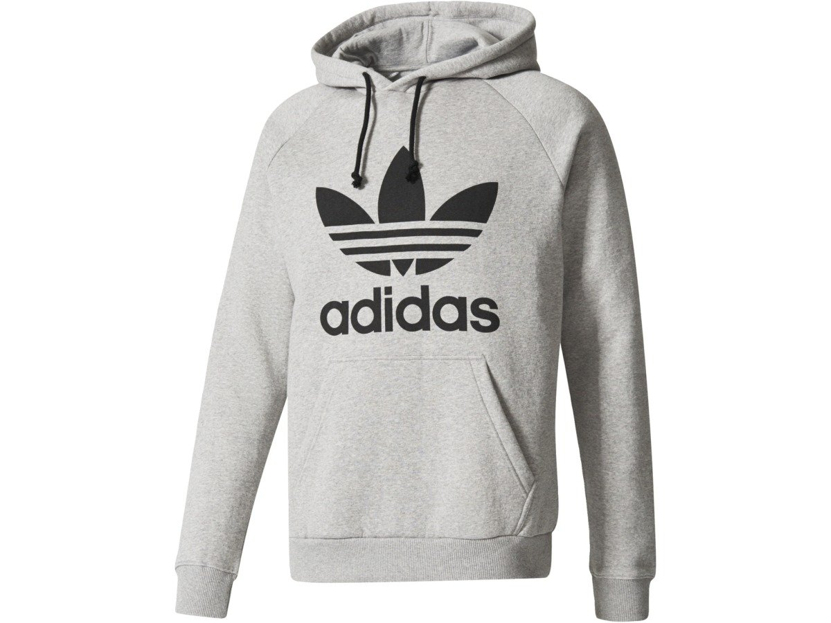 adidas herren sweatshirt kapuzenpullover schwarz grau. Black Bedroom Furniture Sets. Home Design Ideas