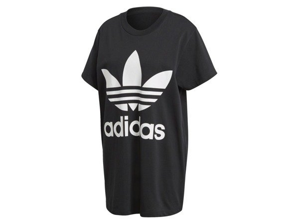 adidas Big Trefoil Tee Damen T-Shirt Tee Top
