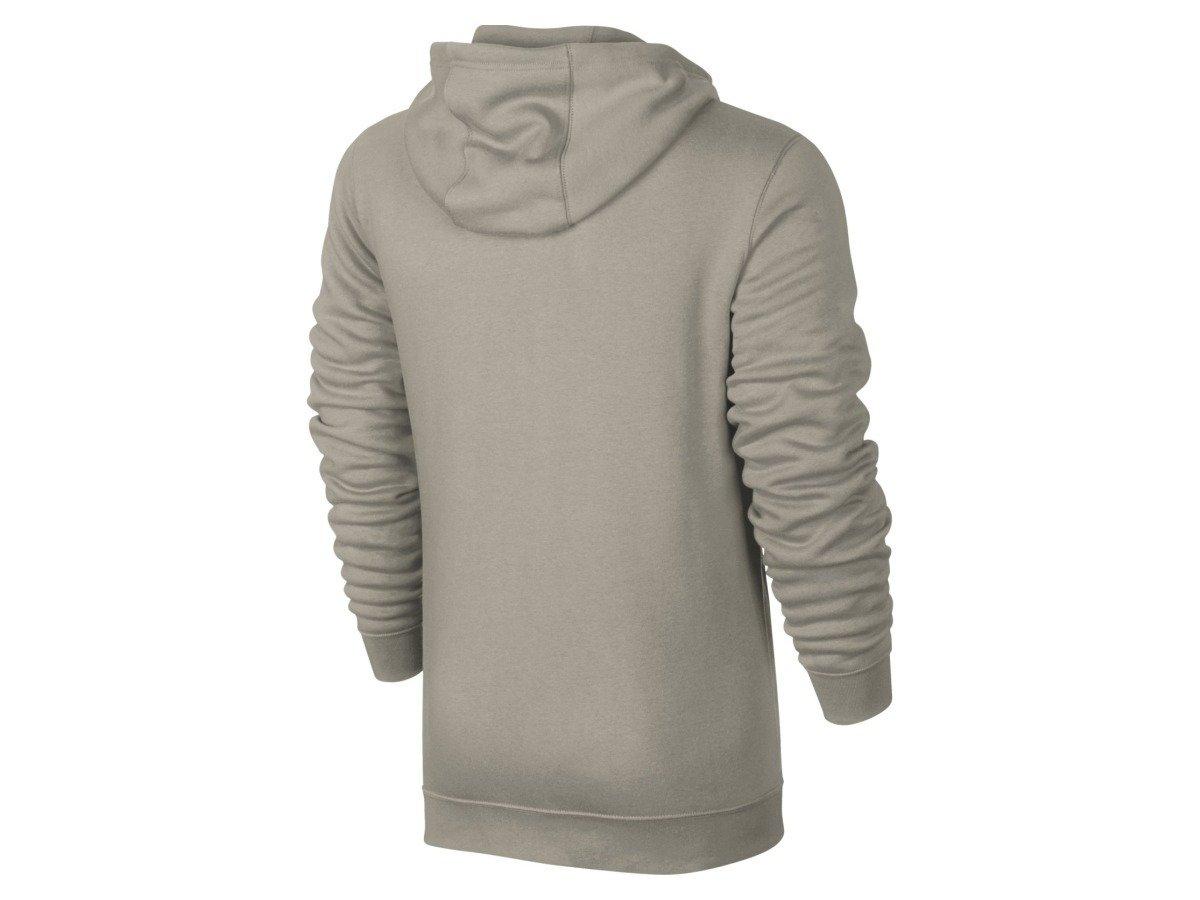 nike hoodie herren grau