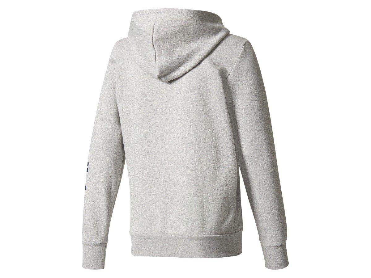 adidas hoodie herren grau