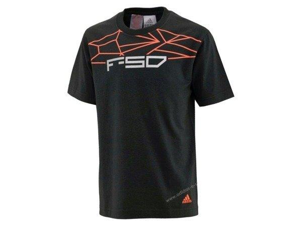 Koszulka dziecięca ADIDAS YB GRPH F50 T