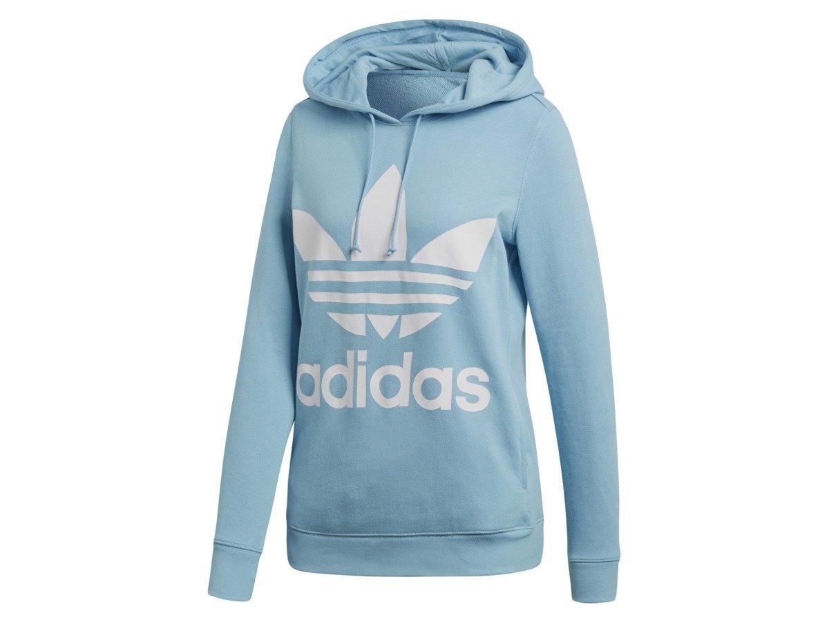 Adidas Bluza TREFOIL HOODIE (36S) Damska