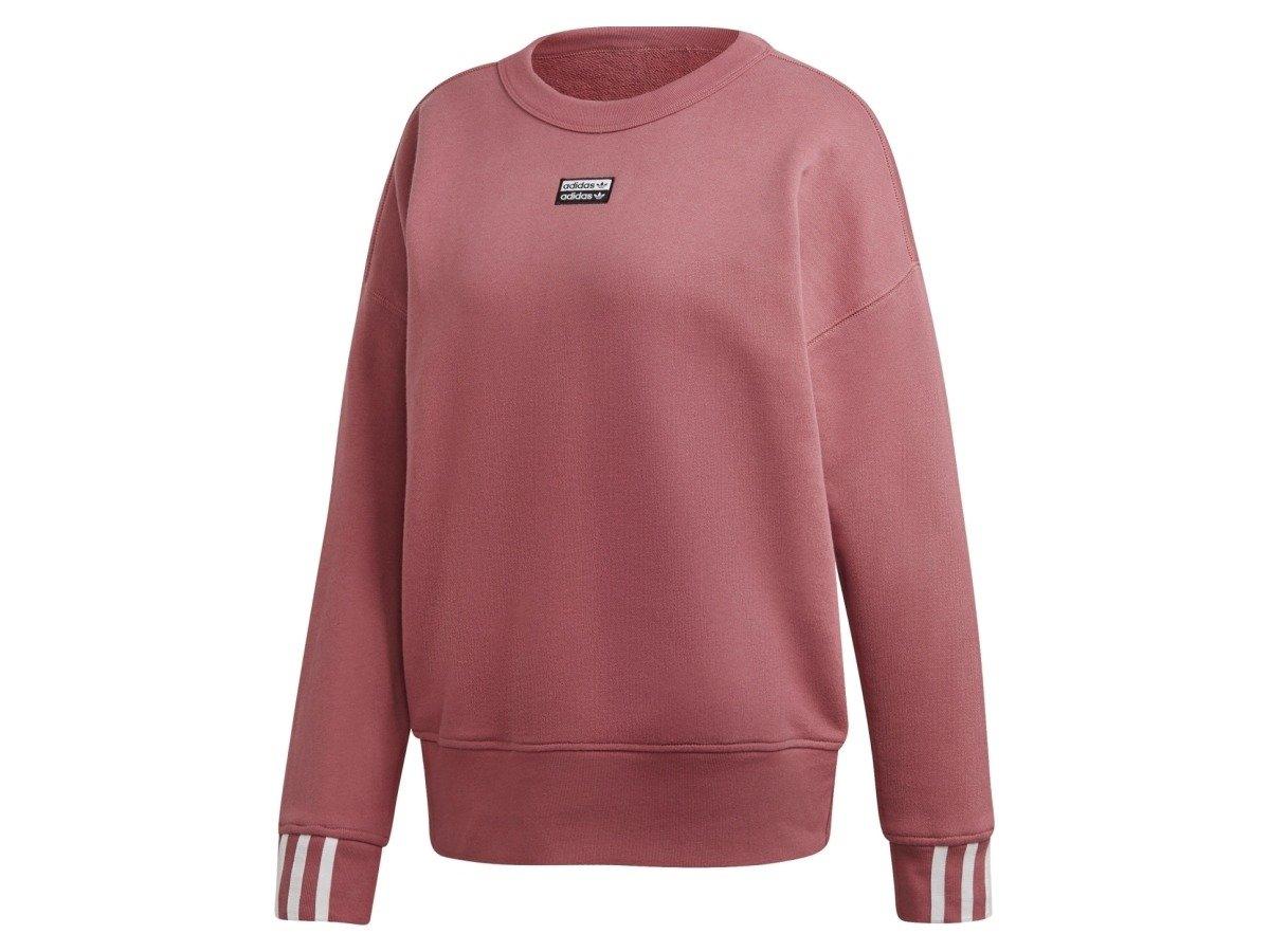 adidas bluza meska rozowa