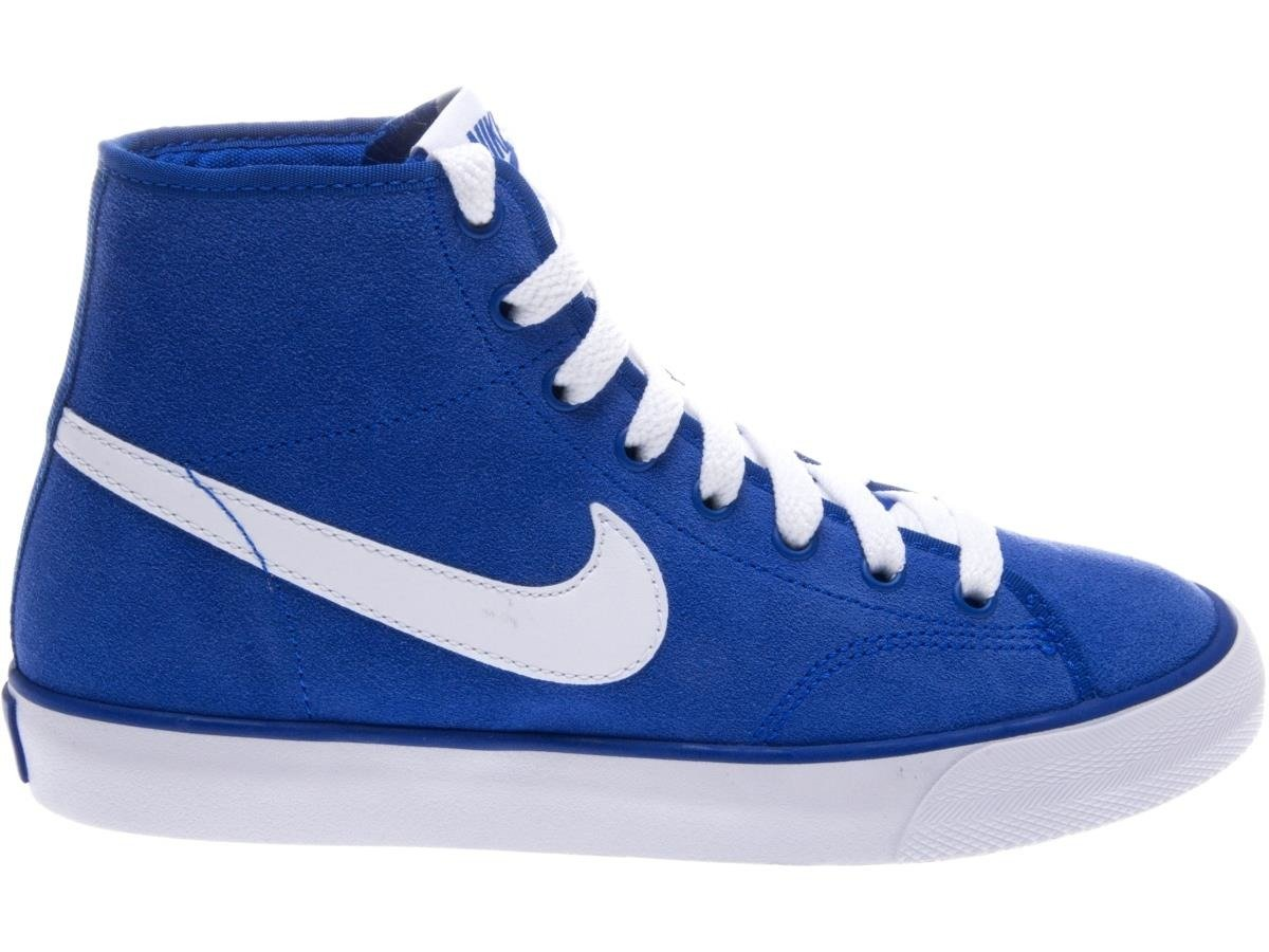 new style 6fe45 be0e0 Buty damskie NIKE PRIMO COURT MID SUEDE GS