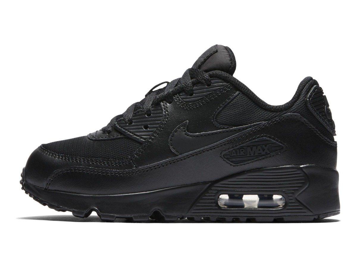 Sneakersy Nike Air Max Czarny Dziecięce Sprzedaż