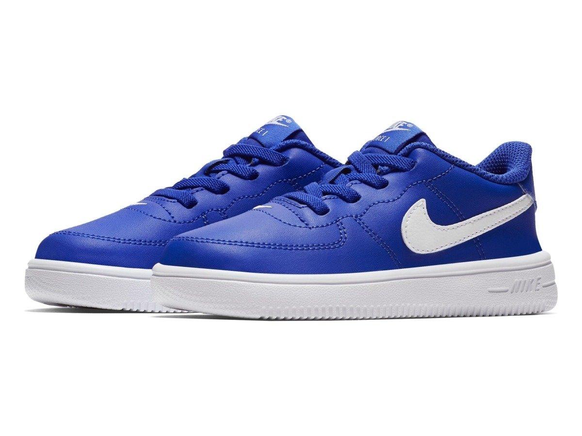 Boys' Nike Force 1 '18 (TD) Toddler Shoe Buty dziecięce