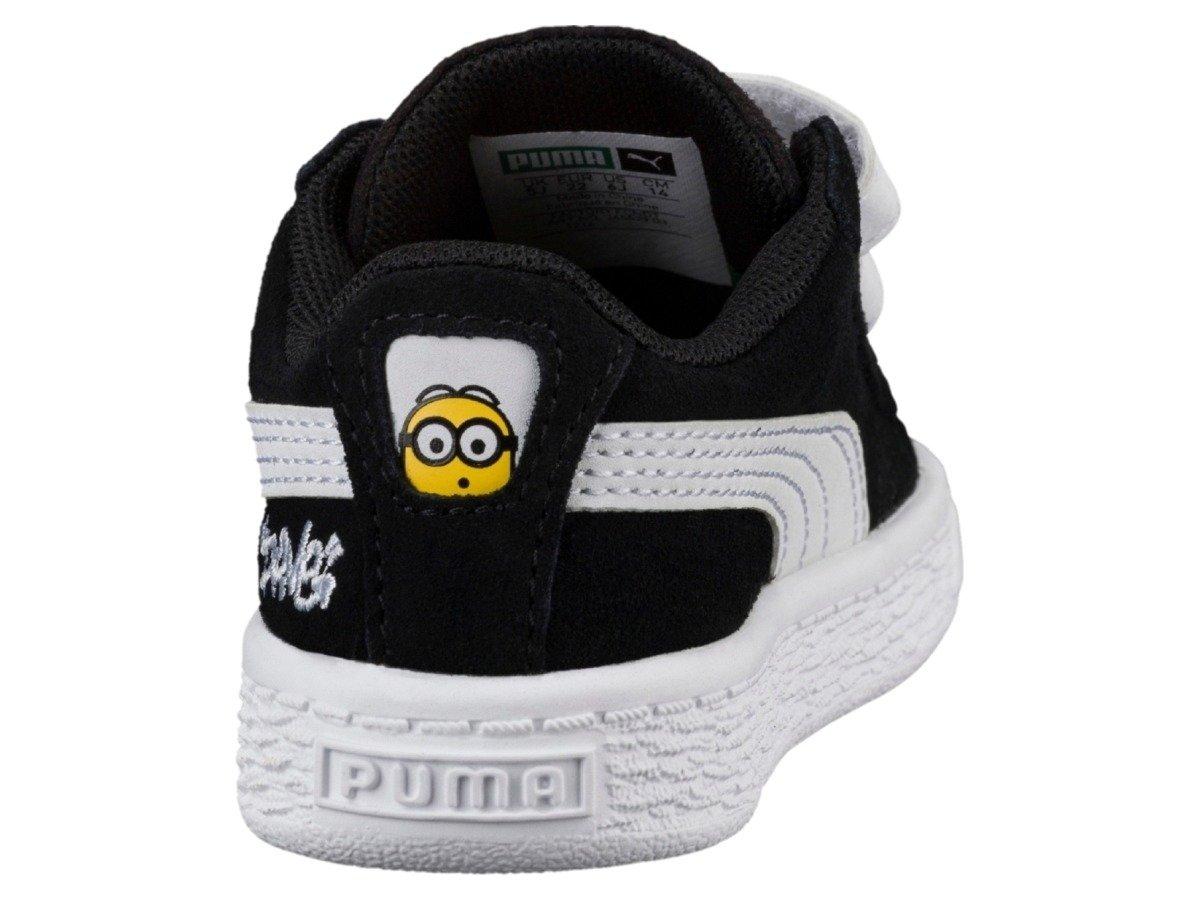 Buty dziecięce PUMA MINIONS SUEDE V PS