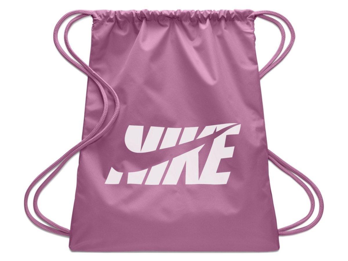 Worek na buty Nike Graphic różowy z logo