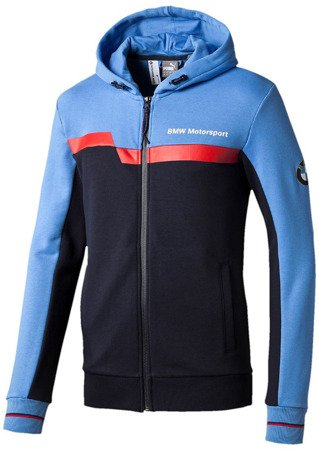 Bluza męska PUMA BMW MSP HOODED SW