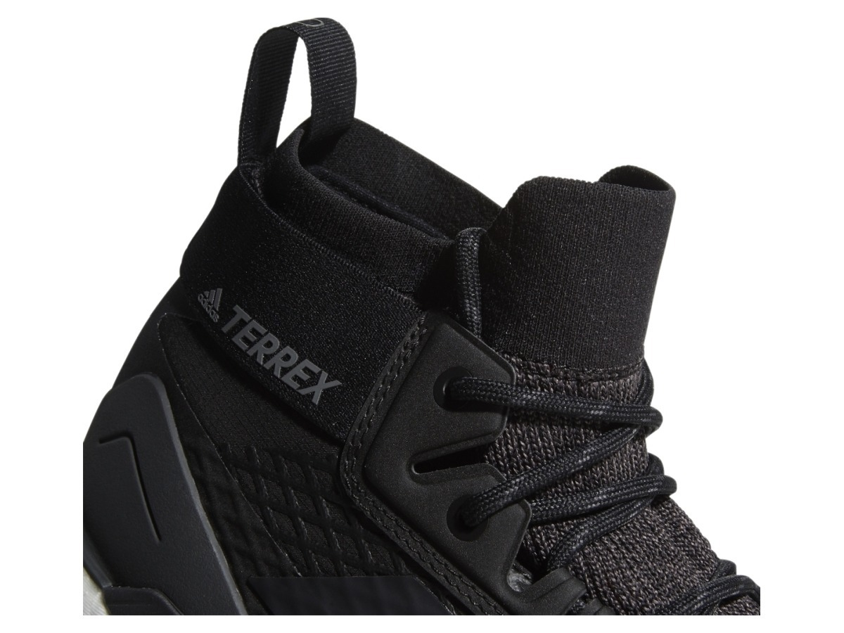 Buty męskie adidas Terrex Free Hiker D97203 | CZARNY | kup