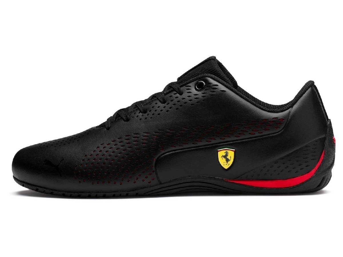 Buty męskie PUMA SF DRIFT CAT 5 ULTRA II PUMA BLACK ROSSO 40.5