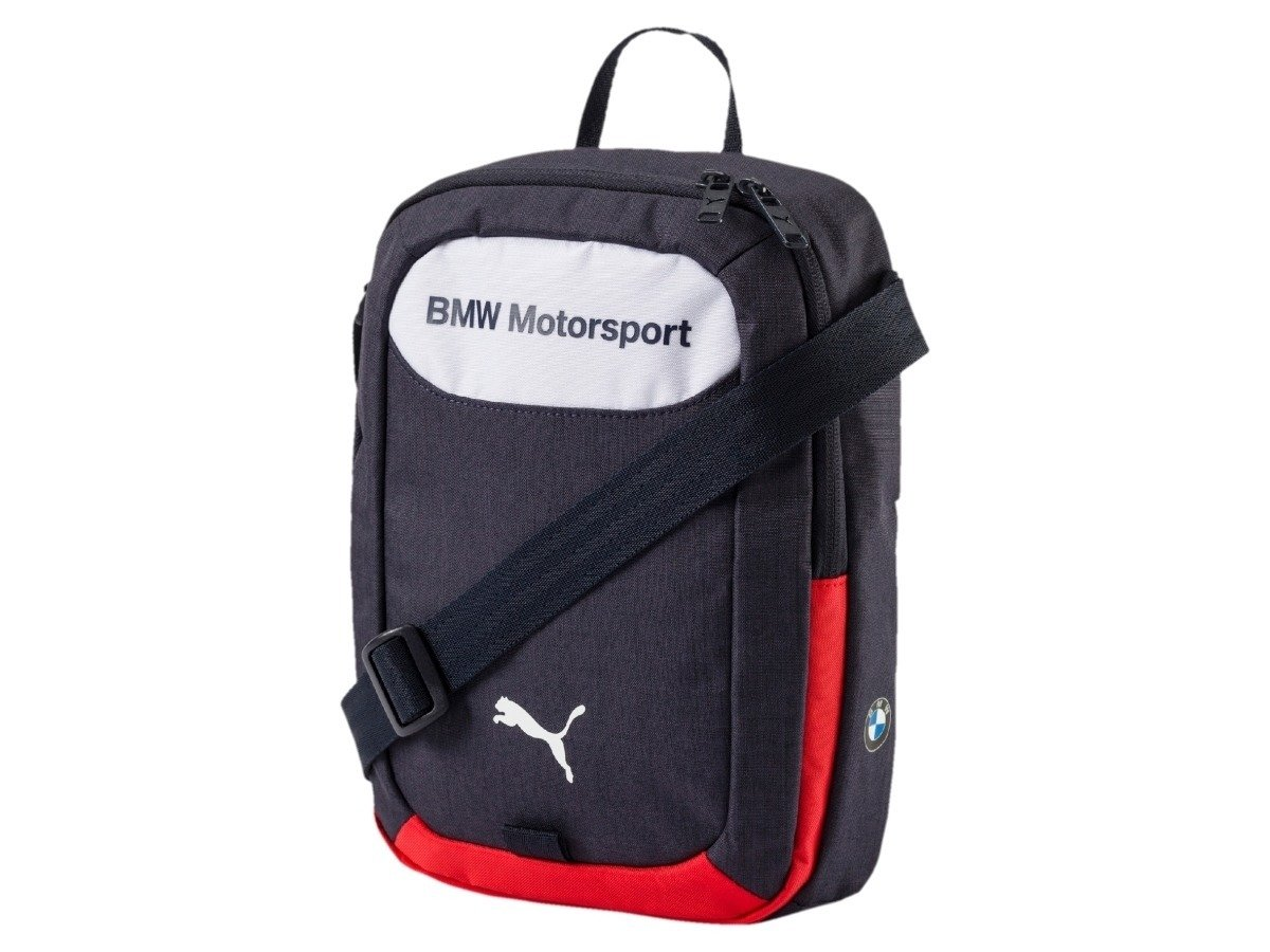 Listonoszka saszetka torebka PUMA BMW MOTORSPORT PORTABLE TEAM BAG
