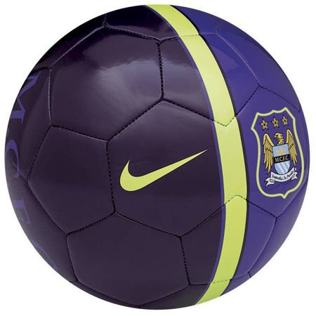 Piłka nożna NIKE MAN CITY SUPPORTER'S BALL HO14