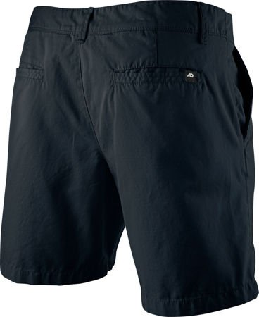 Spodenki damskie NIKE COTTON WOVEN SHORT SOLID 18CM