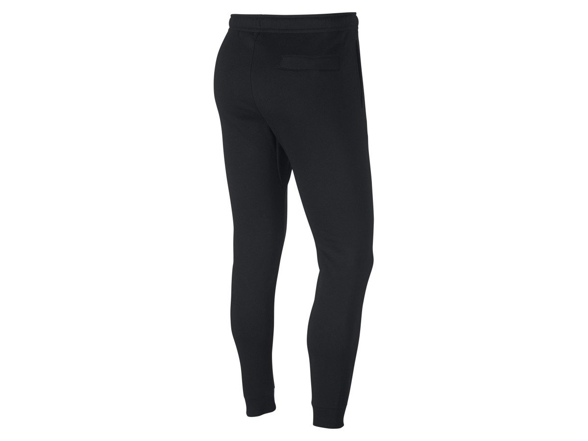 Spodnie męskie NIKE JOGGER FLEECE JUST DO IT BLACK